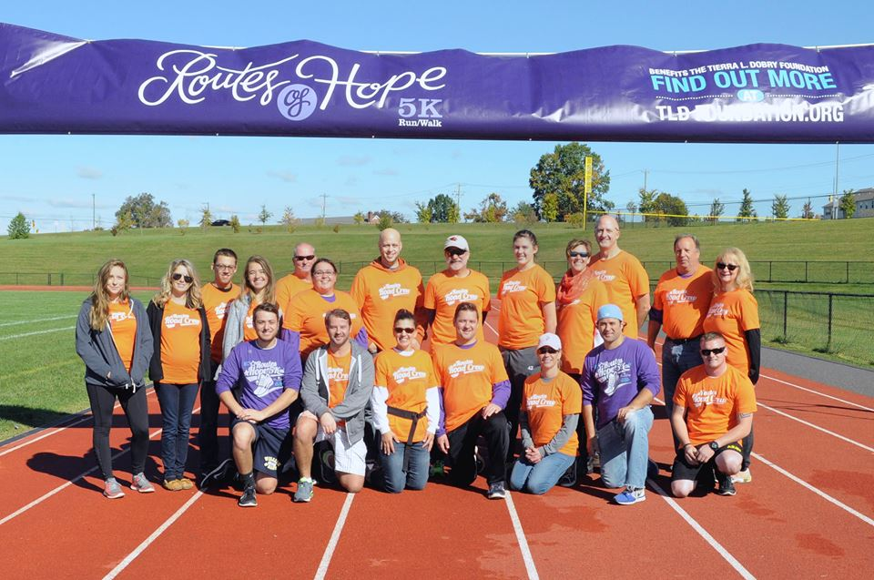 Routes for Hope 2015